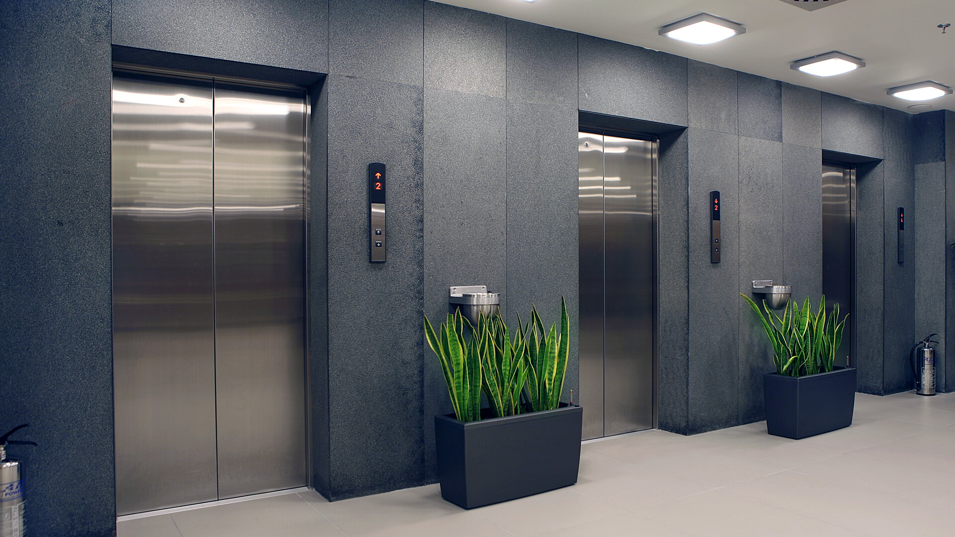 Elevator market in the world