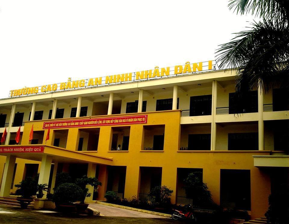 Trường CĐ ANND 1